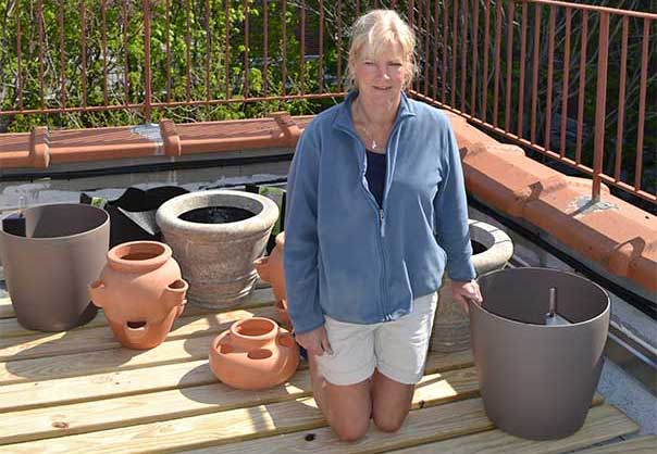 Barb With Pots