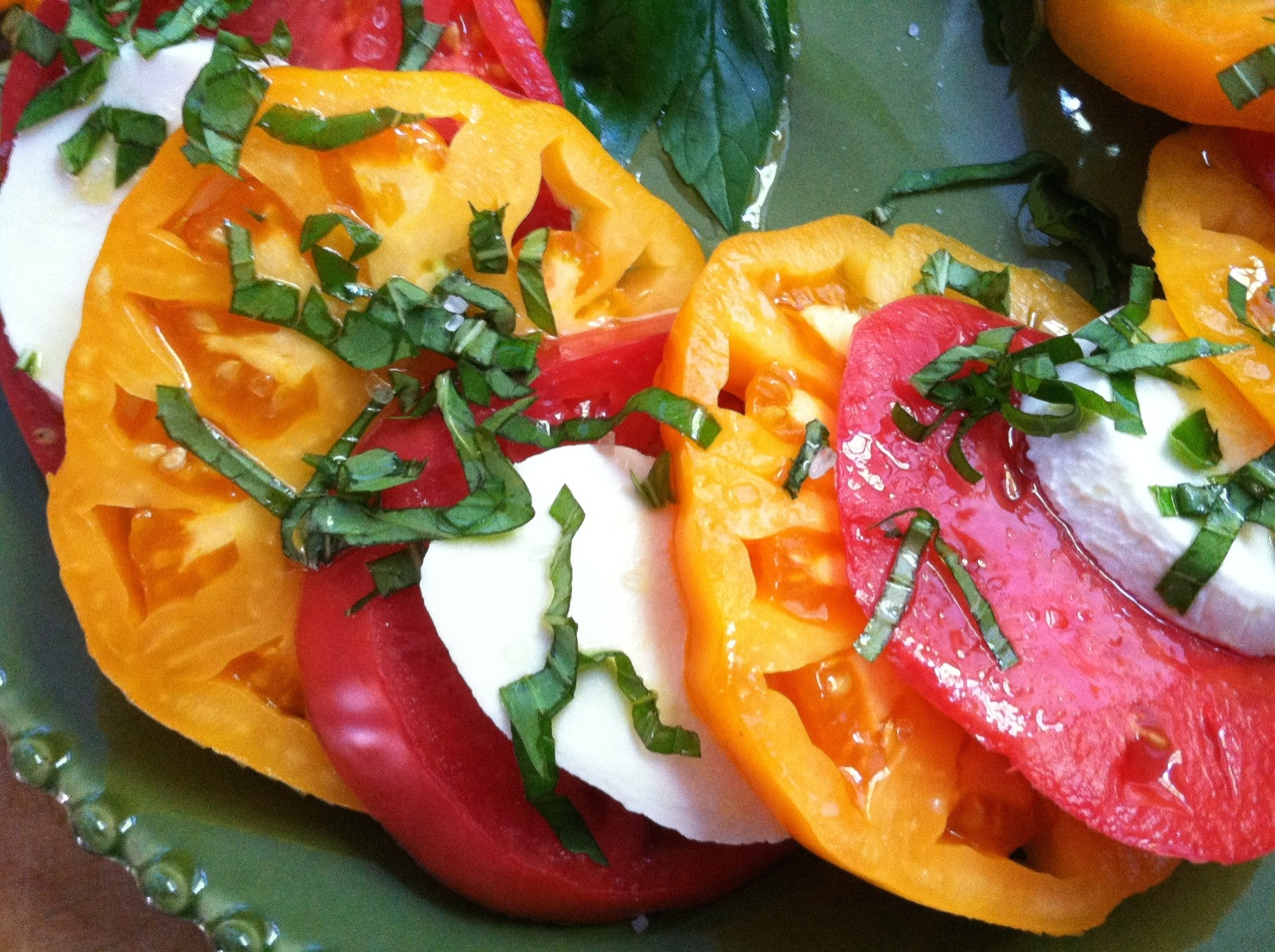 tomato recipes_caprese salad