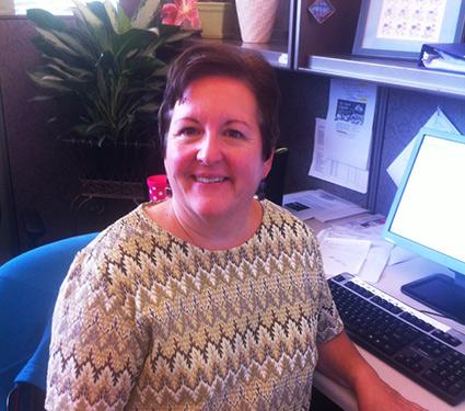 Cathy - Senior Horticulturist